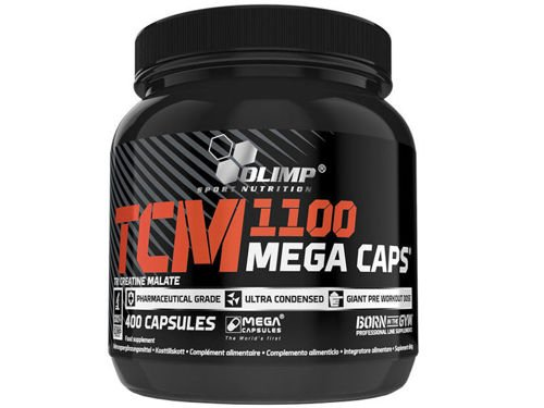 OLIMP TCM Mega Caps 1100mg 400 kaps