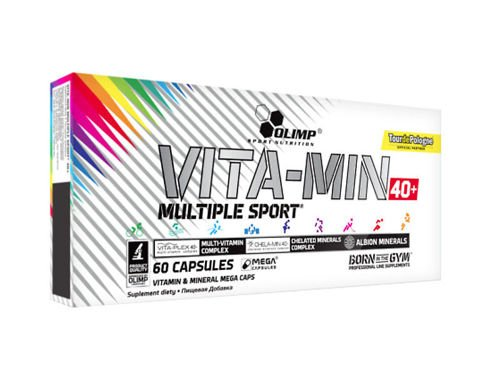 OLIMP Vita-Min Multiple Sport 40+  60 kaps