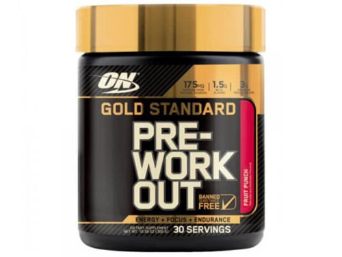 OPTIMUM Pre Workout 330 g