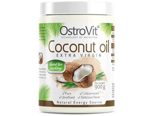 OSTROVIT Coconut Oil Extra Virgin 900 g .