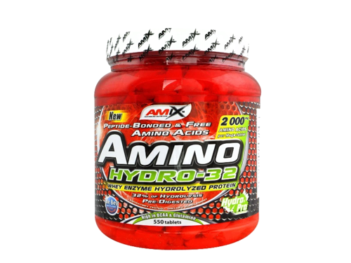 Outletw_AMIX Amino Hydro-32 550 Tabl