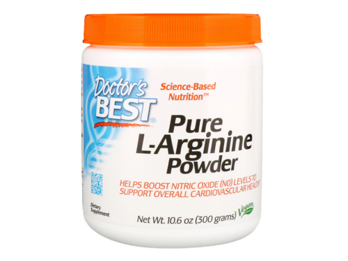 Outletw_DOCTOR'S BEST L-Arginine Powder 300 g