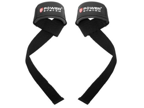 POWER SYSTEM Paski treningowe Power Straps 3400