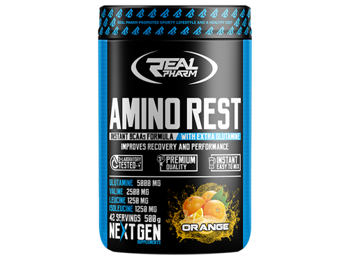 REAL PHARM Amino Rest 500 g