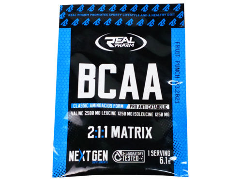 REAL PHARM BCAA Instant 6,1 g