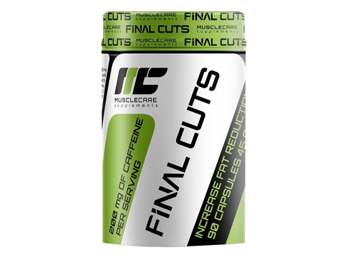 REAL PHARM Muscle Care Final Cuts 90 kaps