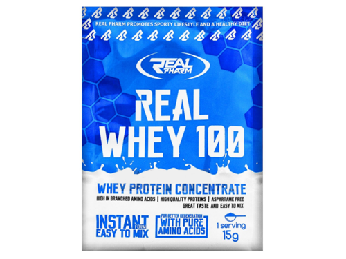 REAL PHARM Real Whey 15 g