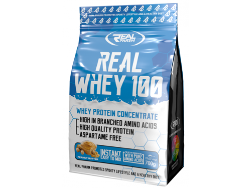 REAL PHARM Real Whey 700 g