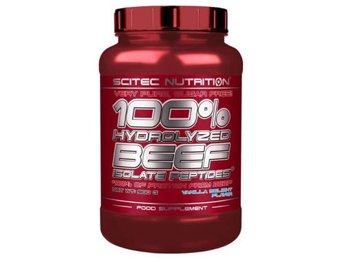 SCITEC 100% Hydrolyzed Beef Peptides 900 g