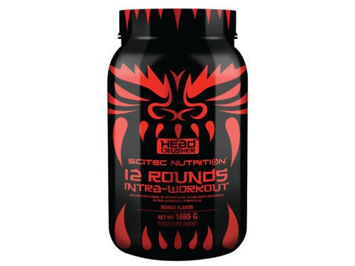 SCITEC HEAD CRUSHER 12 Rounds Intra Workout 1665 g