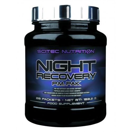 SCITEC Night Recovery 28 sasz