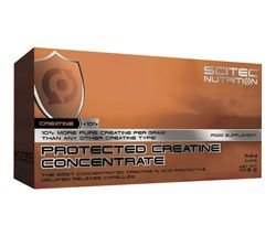 SCITEC Protected Creatine Concentrate 144kap