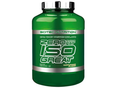SCITEC Zero Fat Isogreat 2300 g