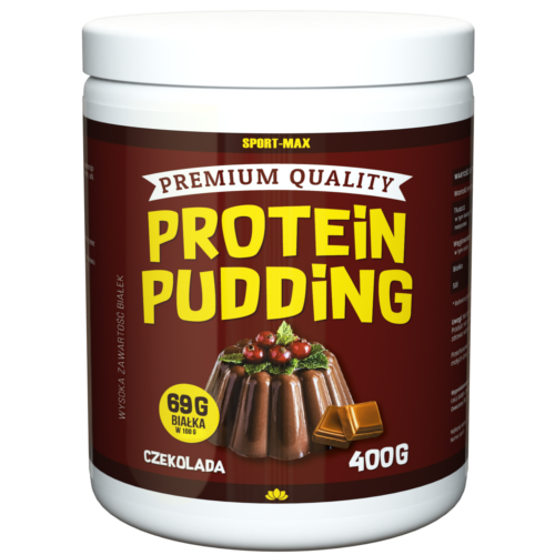 SPORT MAX Pudding Protein 400 g