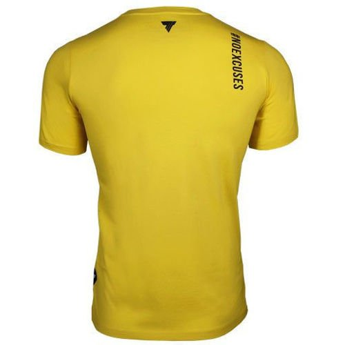 TREC WEAR Koszulka No Excuses 033 LEMON