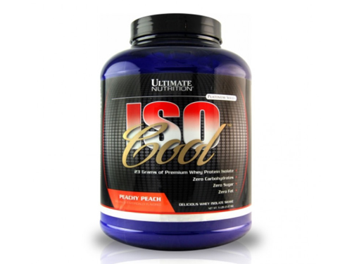 ULTIMATE NUTRITION Iso Cool 2270 g