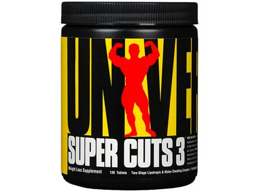 UNIVERSAL Super Cuts 3 130 tabl
