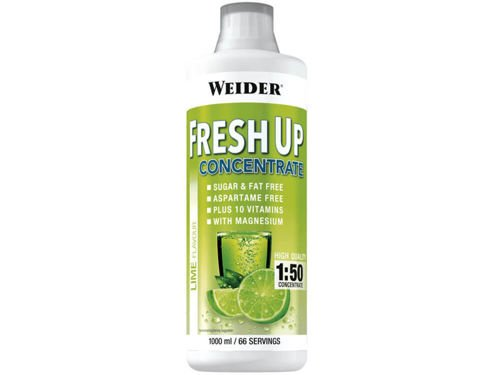 WEIDER Fresh Up Concentrate 1000 ml