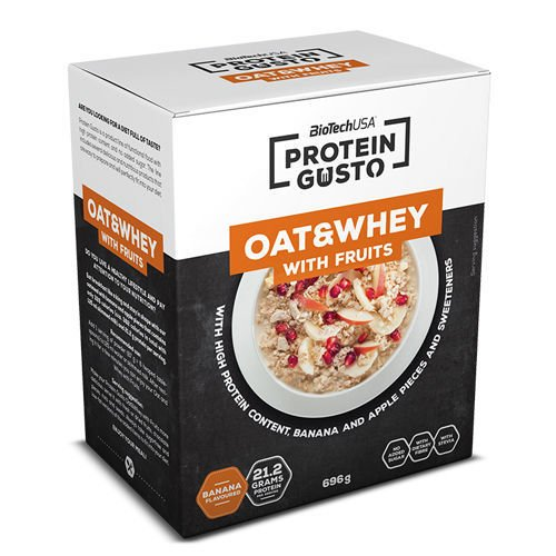 data_BIOTECH Oat & Whey With Fruits 696 g