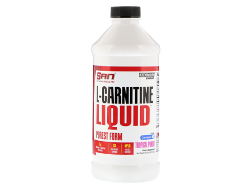 data_SAN L-Carnitine Liquid 473 ml