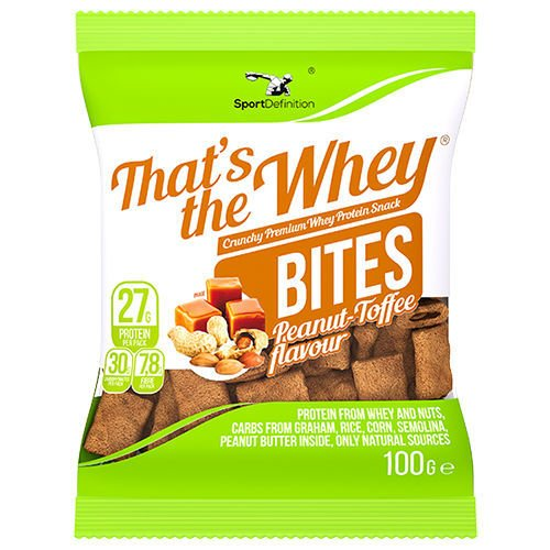 data_SPORT DEFINITION Thats The Whey BITES 100 g