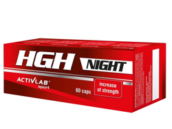 ACTIVLAB HGH Night 60 kaps