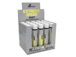 OLIMP EXTREME SPEED SHOT 20X25ML ENERGIA ENERGY !